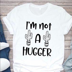 Not a hugger 🌵